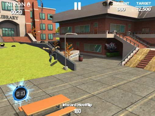 Transworld endless skater screenshot 2