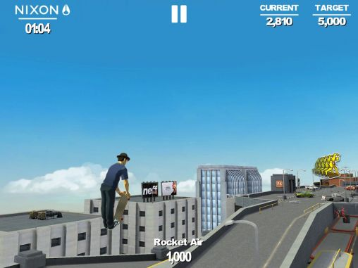 Transworld endless skater screenshot 3
