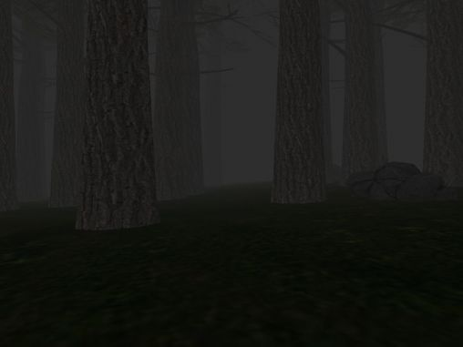 Trapped in the forest screenshot 2