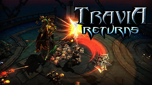 Travia returns poster