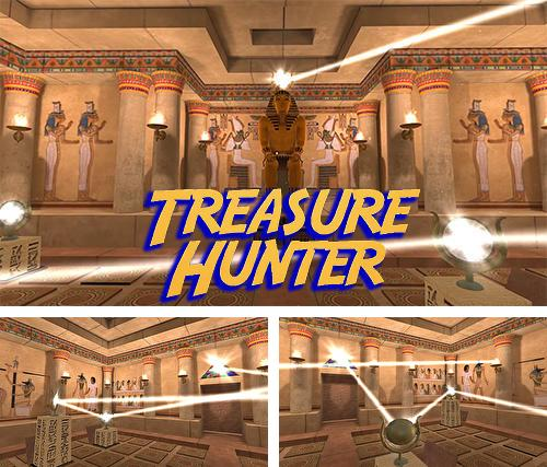 In addition to the game Justice league VR: Join the league for Android phones and tablets, you can also download Treasure hunter VR for free.