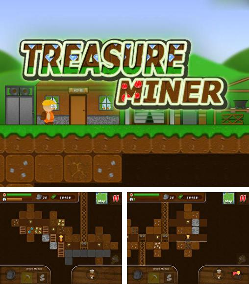 Treasure miner: A mining game