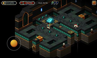 Treasure Tower Sprint screenshot 3