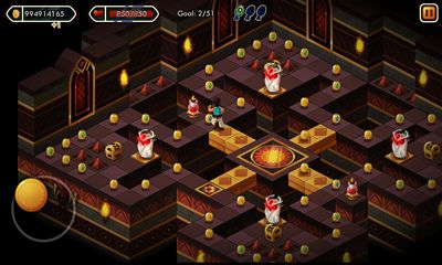Treasure Tower Sprint screenshot 5