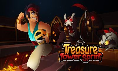 Treasure Tower Sprint poster
