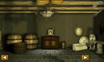 Screenshots of the Treasure Trove - Chapter 1 for Android tablet, phone.