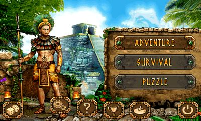 Treasures of Montezuma 2 screenshot 1