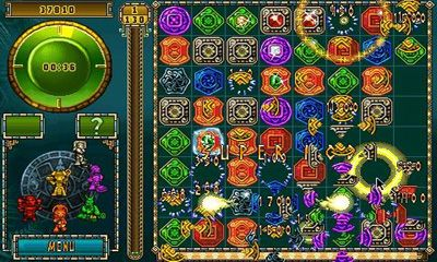 Treasures of Montezuma 2 screenshot 2