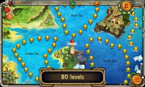 Juega a Treasures of the deep para Android. Descarga gratuita del juego Tesoros de las profundidades .