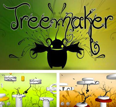 In addition to the game Naught for Android phones and tablets, you can also download Treemaker for free.