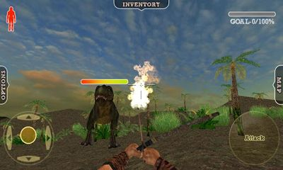 TRex Hunt screenshot 1