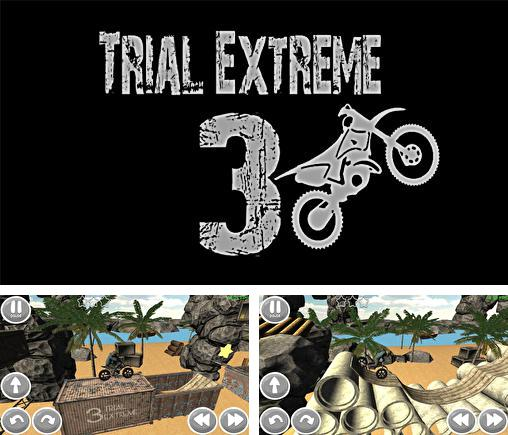 In addition to the game Trial legends for Android phones and tablets, you can also download Trial extreme 3 HD for free.