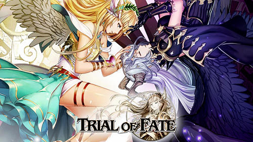 Trial of fate poster