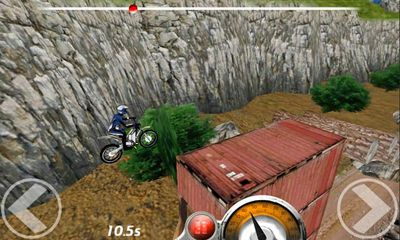 Screenshots von Trial Xtreme für Android-Tablet, Smartphone.