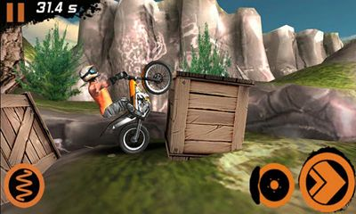 Screenshots von Trial Xtreme 2 für Android-Tablet, Smartphone.