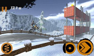 Trial Xtreme 2 HD Winter скриншот 2