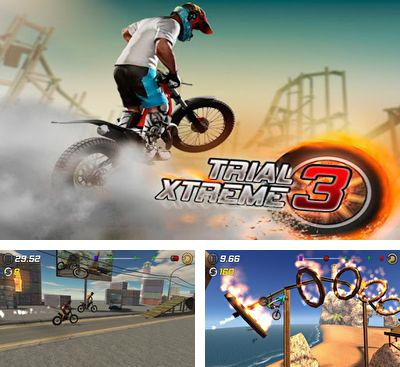 In addition to the game Trial Xtreme 2 for Android phones and tablets, you can also download Trial Xtreme 3 for free.