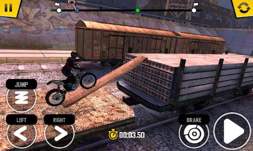 Screenshots do Trial xtreme 4 - Perigoso para tablet e celular Android.