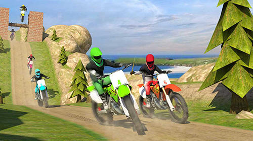 Trial xtreme dirt bike racing: Motocross madness картинка из игры 3