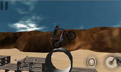 Trials On The Beach screenshot 1