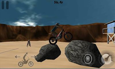 Trials On The Beach screenshot 2