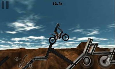 Trials On The Beach screenshot 3