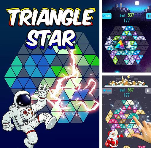 Triangle star: Block puzzle game