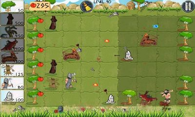 Download Tribe Hero Android free game.