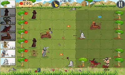 Screenshots von Tribe Hero für Android-Tablet, Smartphone.