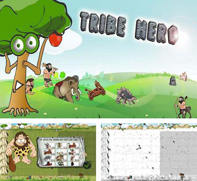 In addition to the game Super Stickman Golf for Android phones and tablets, you can also download Tribe Hero for free.