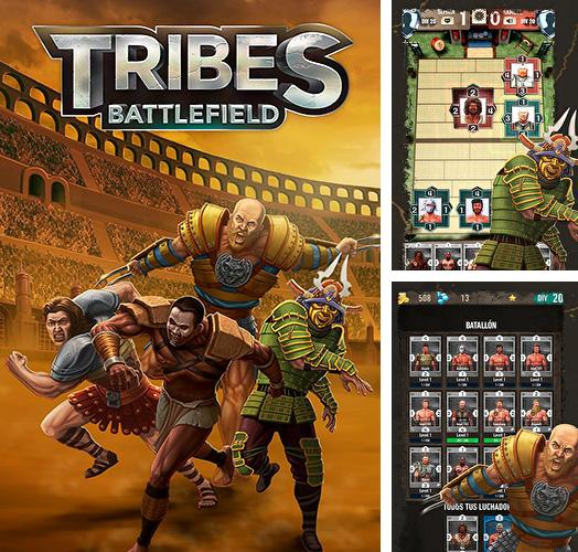 Tribes battlefield: Battle in the arena