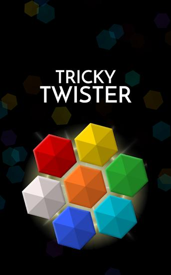Tricky twister: A new spin poster