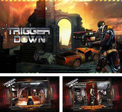In addition to the game Combat cats for Android phones and tablets, you can also download Trigger Down for free.
