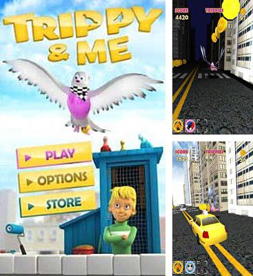 In addition to the game Zombies! Hit and Run! for Android phones and tablets, you can also download Trippy And Me for free.