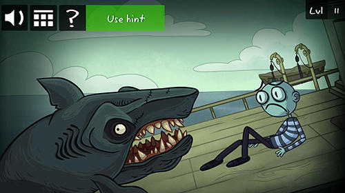 Screenshots von Troll face quest horror 2: Halloween special für Android-Tablet, Smartphone.