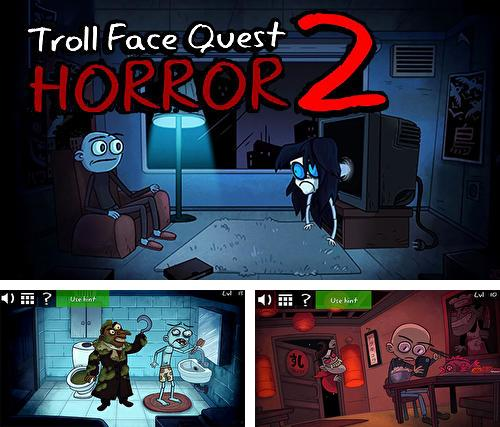 Troll face quest horror 2: Halloween special