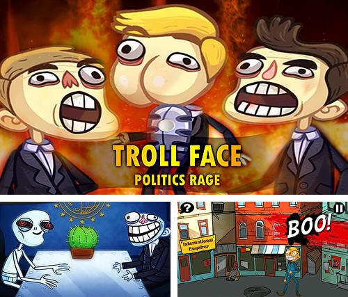 Troll face quest politics