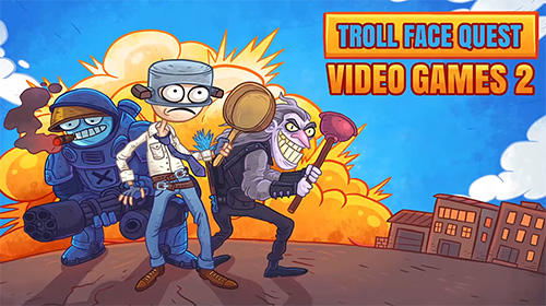 Troll face quest: Video games 2 poster
