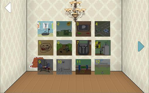 Screenshots von Trollface quest in Russia 3D für Android-Tablet, Smartphone.