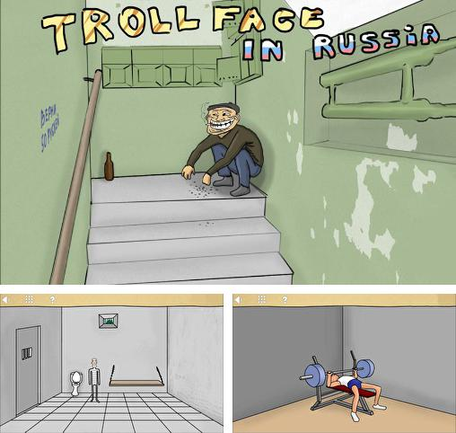 In addition to the game Stick vs Trollface quest for Android phones and tablets, you can also download Trollface quest in Russia 3D for free.