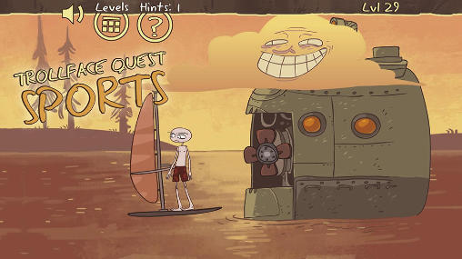 Trollface quest: Sports puzzle screenshot 2