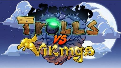 Trolls vs vikings poster