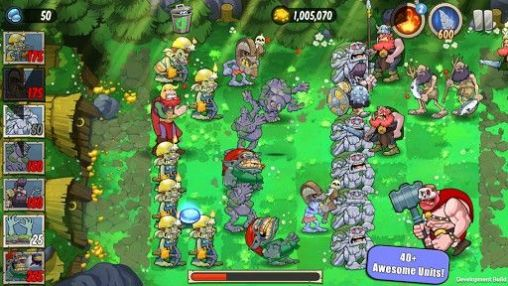 Trolls vs vikings screenshot 2