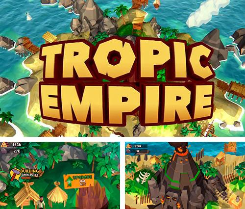 Tropic empire: Idle builder adventure