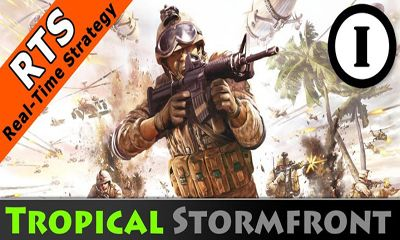 Tropical Stormfront poster