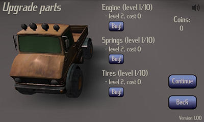Truck Challenge 3D screenshot 1