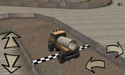 Truck Challenge 3D screenshot 2