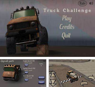 In addition to the game Atlantis Pearls of the Deep for Android phones and tablets, you can also download Truck Challenge 3D for free.