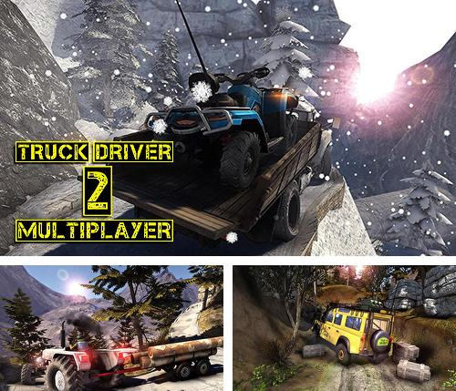 In addition to the game Warfriends for Android phones and tablets, you can also download Truck driver 2: Multiplayer for free.