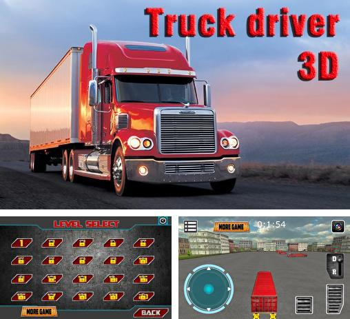 In addition to the game Thunder Gun Pit Crew Titans for Android phones and tablets, you can also download Truck driver 3D: Simulator for free.